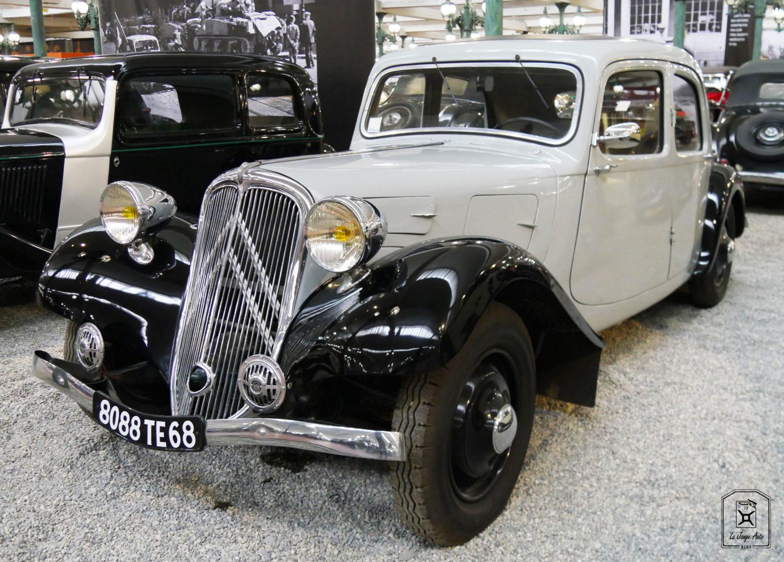 cit de l 39 automobile collection schlumpf mulhouse la jauge auto. Black Bedroom Furniture Sets. Home Design Ideas