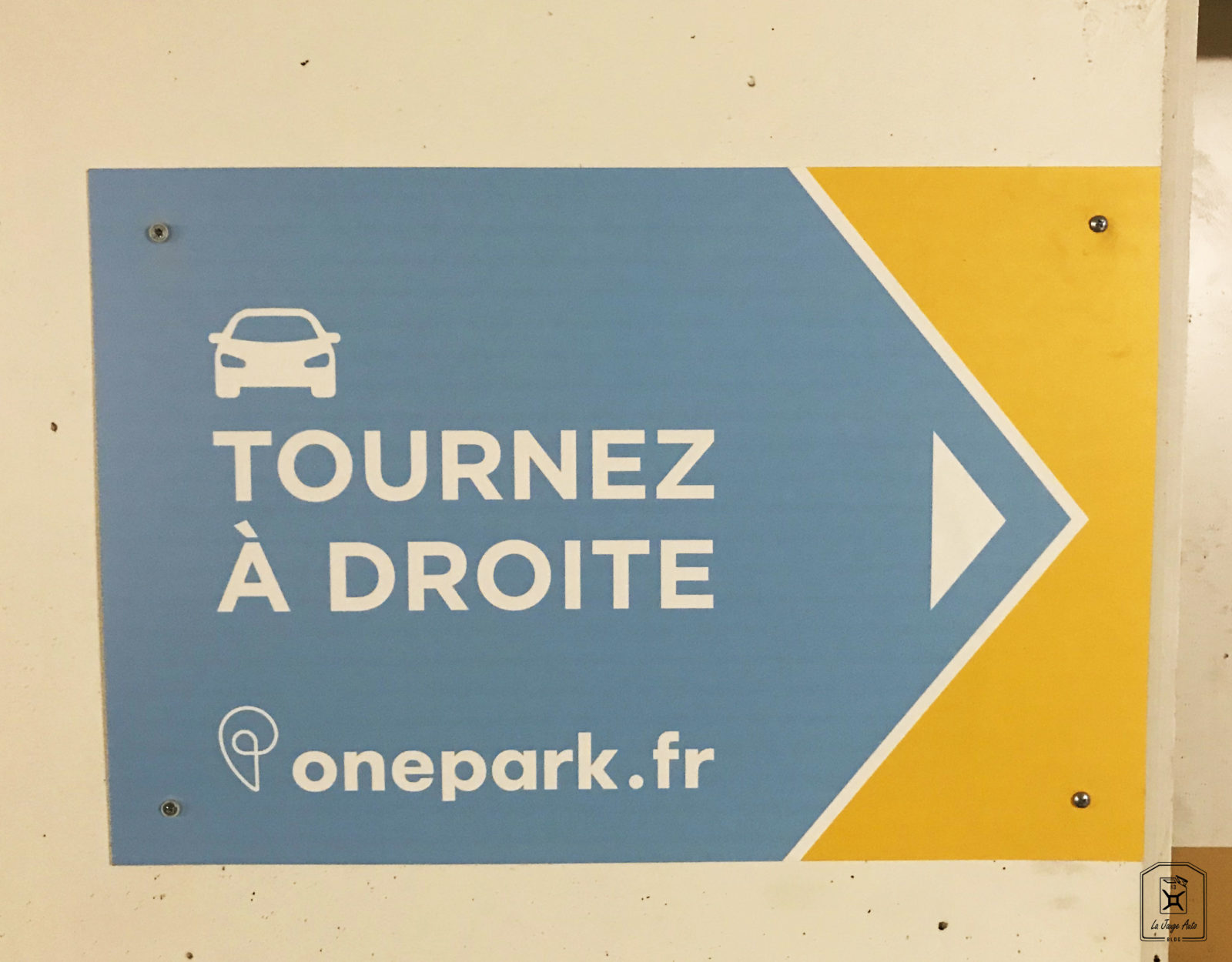 Service - Onepark - Parking - Parkings - France - Europe - Réservation - Application - La Jauge Auto - lajaugeauto - La Jauge Auto - Blog automobile & lifestyle