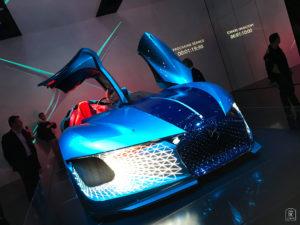 En route - DS X E-Tense - Salon - Mondial paris Motor Show - 2018 - Parc des expositions - Paris - France - lajaugeauto - La Jauge Auto - Blog automobile & lifestyle