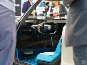 En route - Concept Peugeot E-Legend - Salon - Mondial paris Motor Show - 2018 - Parc des expositions - Paris - France - lajaugeauto - La Jauge Auto - Blog automobile & lifestyle