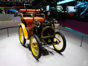 En route - Renault 1898 - Salon - Mondial paris Motor Show - 2018 - Parc des expositions - Paris - France - lajaugeauto - La Jauge Auto - Blog automobile & lifestyle