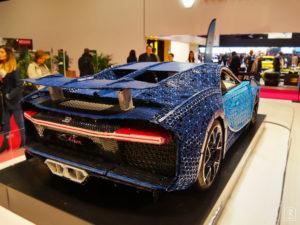 En route - Lego Bugatti Chiron - Salon - Mondial paris Motor Show - 2018 - Parc des expositions - Paris - France - lajaugeauto - La Jauge Auto - Blog automobile & lifestyle