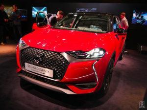 En route - DS 3 Crossback - Salon - Mondial paris Motor Show - 2018 - Parc des expositions - Paris - France - lajaugeauto - La Jauge Auto - Blog automobile & lifestyle
