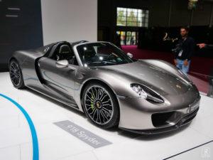 En route - Porsche 70 ans - 918 Spyder - Salon - Mondial paris Motor Show - 2018 - Parc des expositions - Paris - France - lajaugeauto - La Jauge Auto - Blog automobile & lifestyle