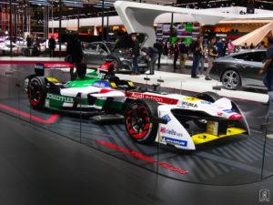 En route - Audi E-Tron FE04 - Salon - Mondial paris Motor Show - 2018 - Parc des expositions - Paris - France - lajaugeauto - La Jauge Auto - Blog automobile & lifestyle