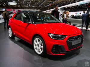 En route - Audi A1 30 TFSI - Salon - Mondial paris Motor Show - 2018 - Parc des expositions - Paris - France - lajaugeauto - La Jauge Auto - Blog automobile & lifestyle