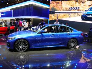 En route - BMW Serie 3 - Salon - Mondial paris Motor Show - 2018 - Parc des expositions - Paris - France - lajaugeauto - La Jauge Auto - Blog automobile & lifestyle