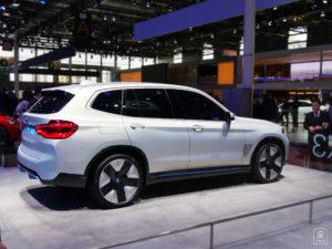 En route - BMW iX3 - Salon - Mondial paris Motor Show - 2018 - Parc des expositions - Paris - France - lajaugeauto - La Jauge Auto - Blog automobile & lifestyle