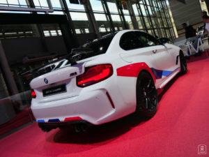 En route - BMW M2 Competition - Salon - Mondial paris Motor Show - 2018 - Parc des expositions - Paris - France - lajaugeauto - La Jauge Auto - Blog automobile & lifestyle