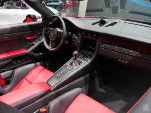 En route - Porsche 911 Speedster Concept - Salon - Mondial paris Motor Show - 2018 - Parc des expositions - Paris - France - lajaugeauto - La Jauge Auto - Blog automobile & lifestyle