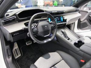 En route - Peugeot 508 Break - Salon - Mondial paris Motor Show - 2018 - Parc des expositions - Paris - France - lajaugeauto - La Jauge Auto - Blog automobile & lifestyle