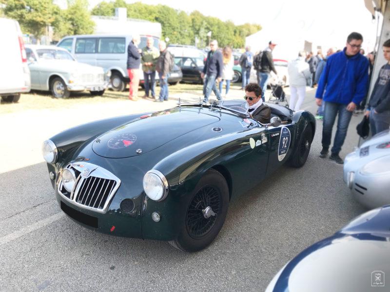 MG - Les Grandes Heures Automobiles - #4 édition - Autodrome Linas Montlhéry - Allemagne - La Jauge Auto - La Jauge Auto - Blog automobile & lifestyle
