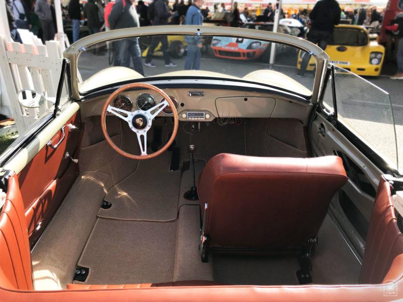 Porsche 356 - Les Grandes Heures Automobiles - #4 édition - Autodrome Linas Montlhéry - Allemagne - La Jauge Auto - La Jauge Auto - Blog automobile & lifestyle