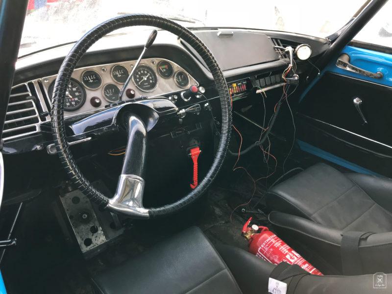 Citroën DS - Les Grandes Heures Automobiles - #4 édition - Autodrome Linas Montlhéry - Allemagne - La Jauge Auto - La Jauge Auto - Blog automobile & lifestyle