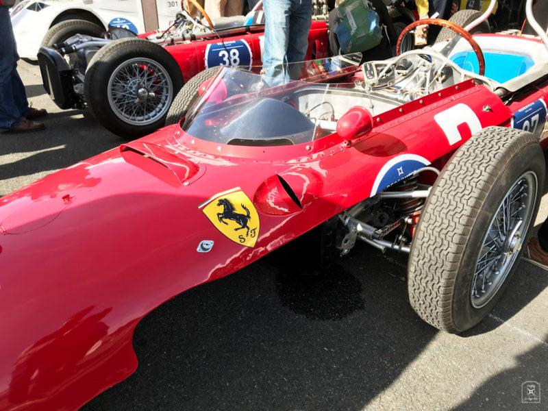 Ferrari - Les Grandes Heures Automobiles - #4 édition - Autodrome Linas Montlhéry - Allemagne - La Jauge Auto - La Jauge Auto - Blog automobile & lifestyle