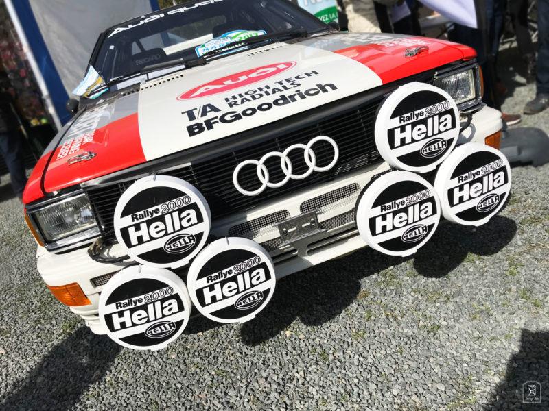 Audi Quattro - Rallye - Les Grandes Heures Automobiles - #4 édition - Autodrome Linas Montlhéry - Allemagne - La Jauge Auto - La Jauge Auto - Blog automobile & lifestyle