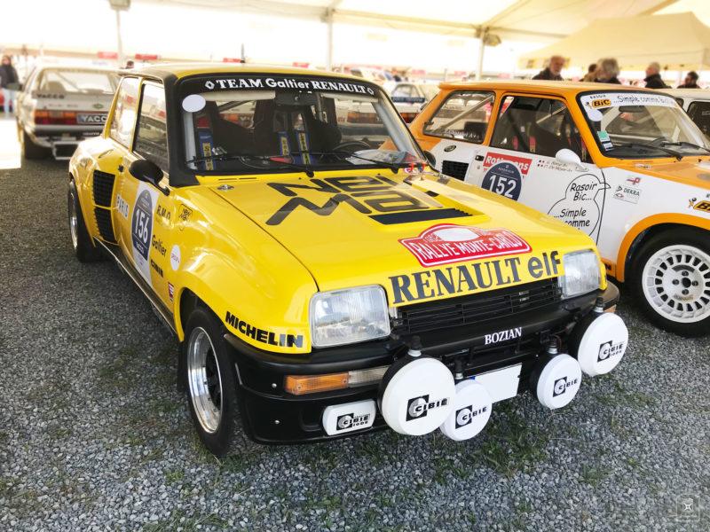 Renault 5 - Rallye - Les Grandes Heures Automobiles - #4 édition - Autodrome Linas Montlhéry - Allemagne - La Jauge Auto - La Jauge Auto - Blog automobile & lifestyle