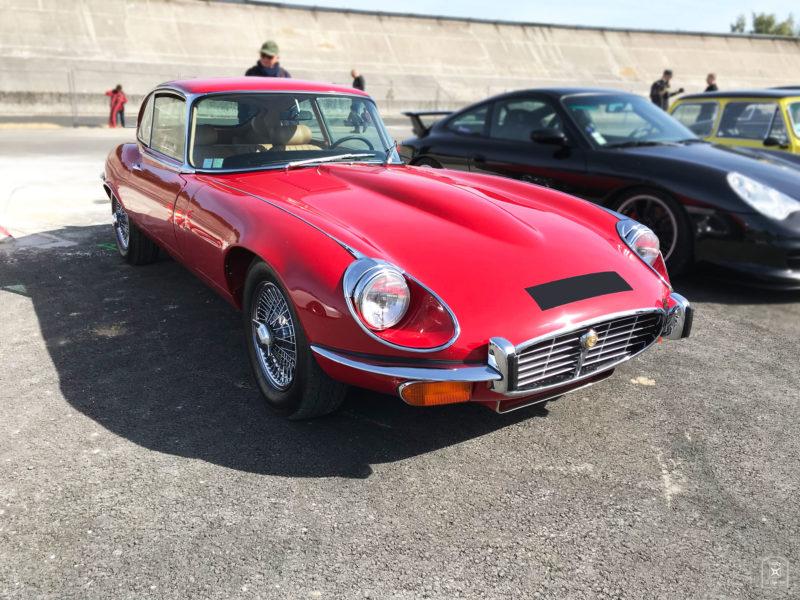 Jaguar - Les Grandes Heures Automobiles - #4 édition - Autodrome Linas Montlhéry - Allemagne - La Jauge Auto - La Jauge Auto - Blog automobile & lifestyle