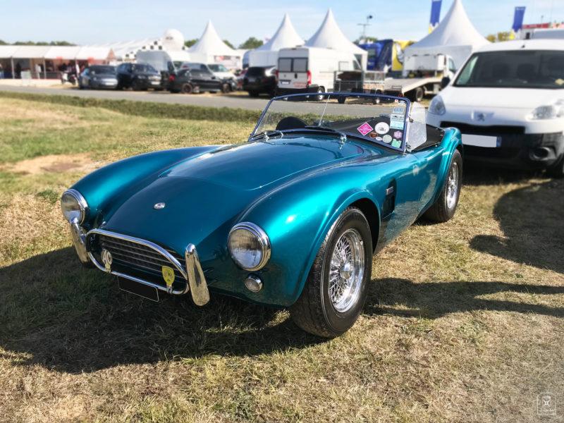 AC Cobra - Les Grandes Heures Automobiles - #4 édition - Autodrome Linas Montlhéry - Allemagne - La Jauge Auto - La Jauge Auto - Blog automobile & lifestyle