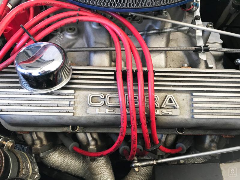 Cobra Le Mans - Les Grandes Heures Automobiles - #4 édition - Autodrome Linas Montlhéry - Allemagne - La Jauge Auto - La Jauge Auto - Blog automobile & lifestyle