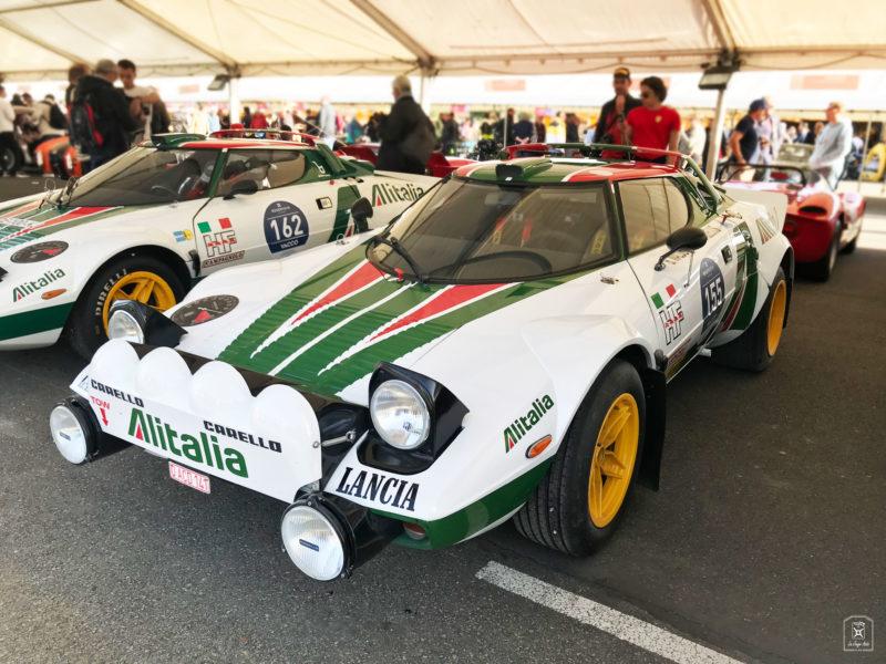 Lancia Stratos - Les Grandes Heures Automobiles - #4 édition - Autodrome Linas Montlhéry - Allemagne - La Jauge Auto - La Jauge Auto - Blog automobile & lifestyle
