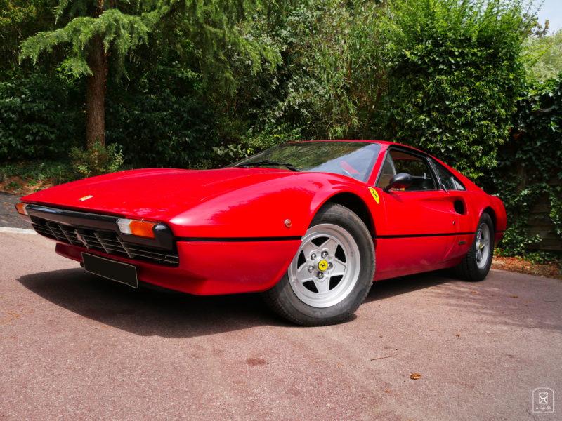 Essai - Ferrari 308 GTB 1981 - La Jauge Auto - lajauageauto - Blog Automobile & Lifestyle