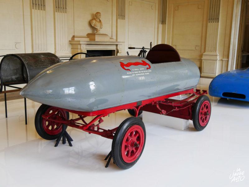 Concept-Car Beauté Pure, l'exposition impériale - Compiègne - Blog automobile - La Jauge Auto