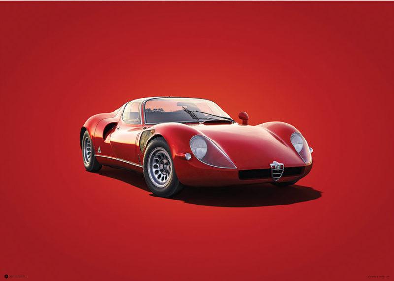 Wish List 2018 - Affiche Unique & Limited - Automobilist - La Jauge Auto - Blog automobile & lifestyle